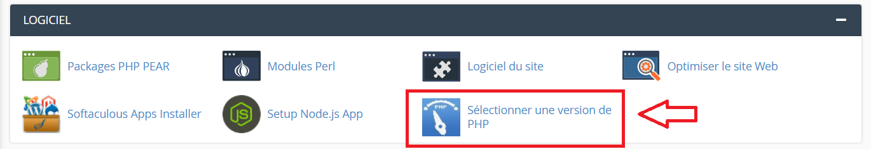 php selector maroc