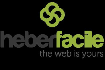 Lancement du nouveau site Internet heberfacile.com